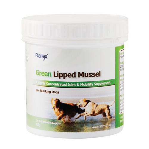 RIAFLEX GREEN LIPPED MUSSEL