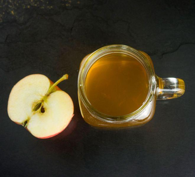 apples-honey-raw-dog-food