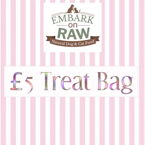 Natural Pick n Mix £5 Treat Bag
