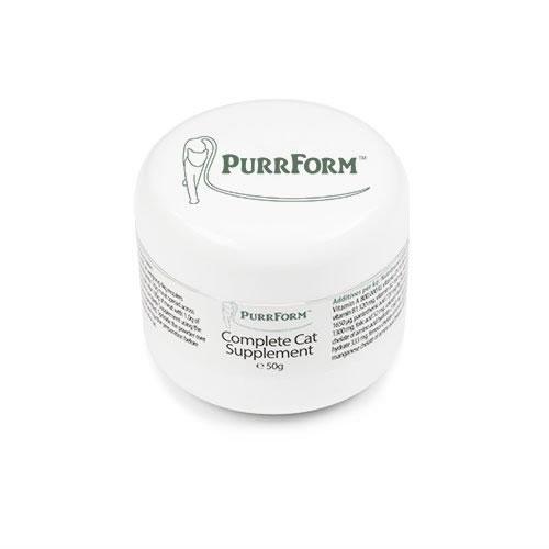 PurrForm Complete Supplement